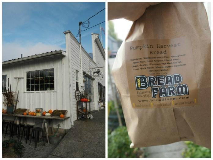 Brunch and bread in Edison WA