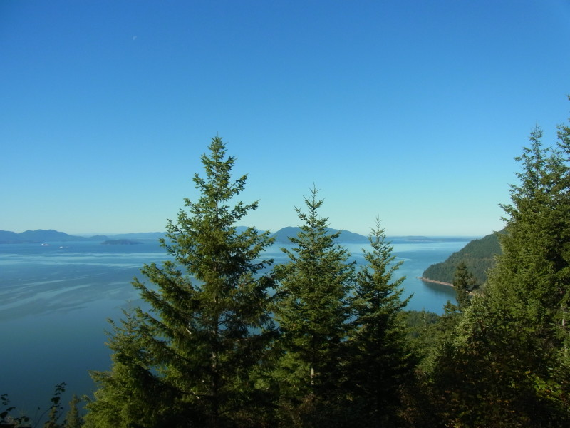 Oyster Dome 1 mile view