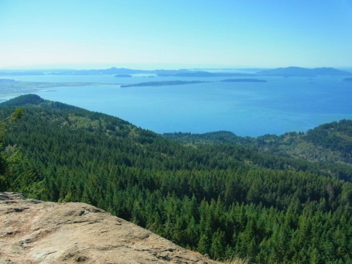Top of the Oyster Dome