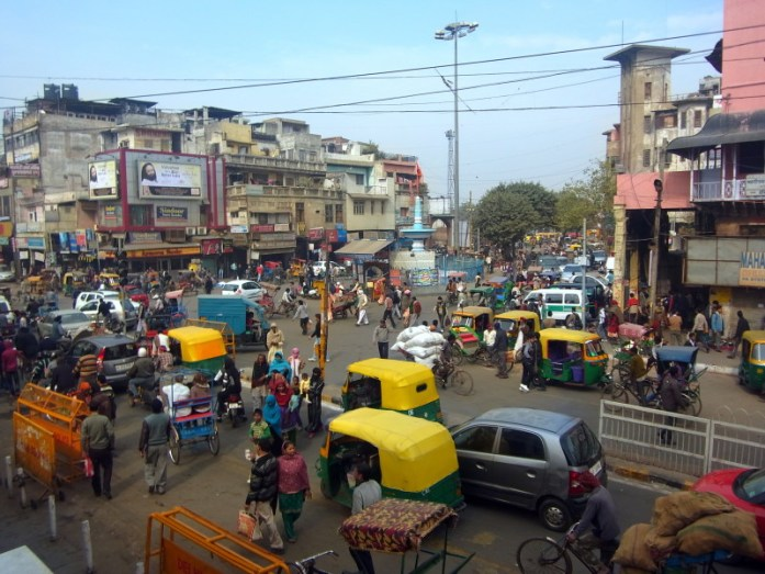 India in Photos: The chaos of Delhi near Chandni Chowk market - LiveRecklessly