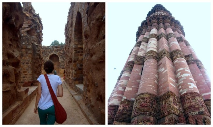 India in Photos: Delhi's Qutb Minar complex - LiveRecklessly