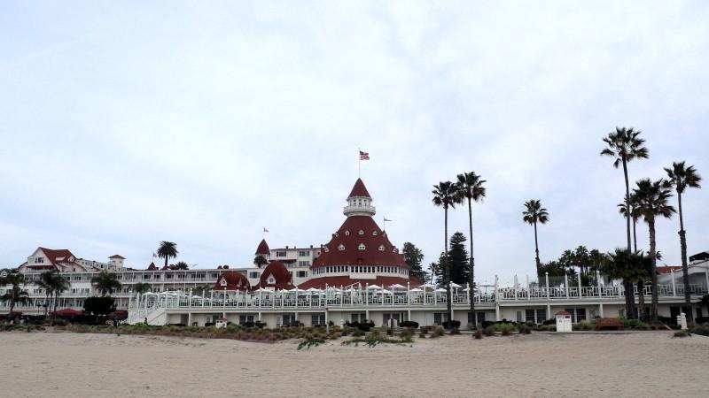 Coronado Beach San Diego - LiveRecklessly.com