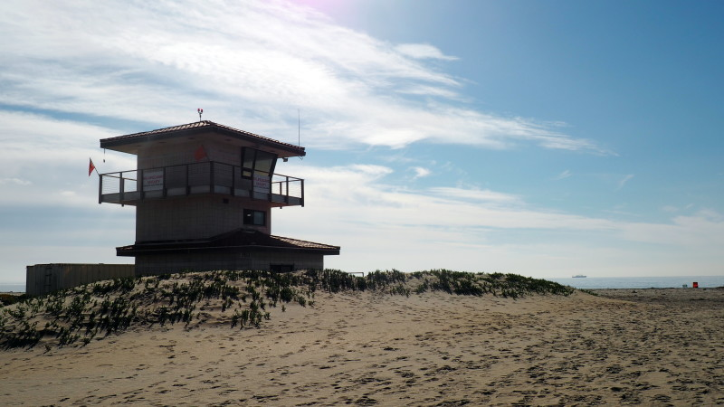 San Diego beach - LiveRecklessly.com