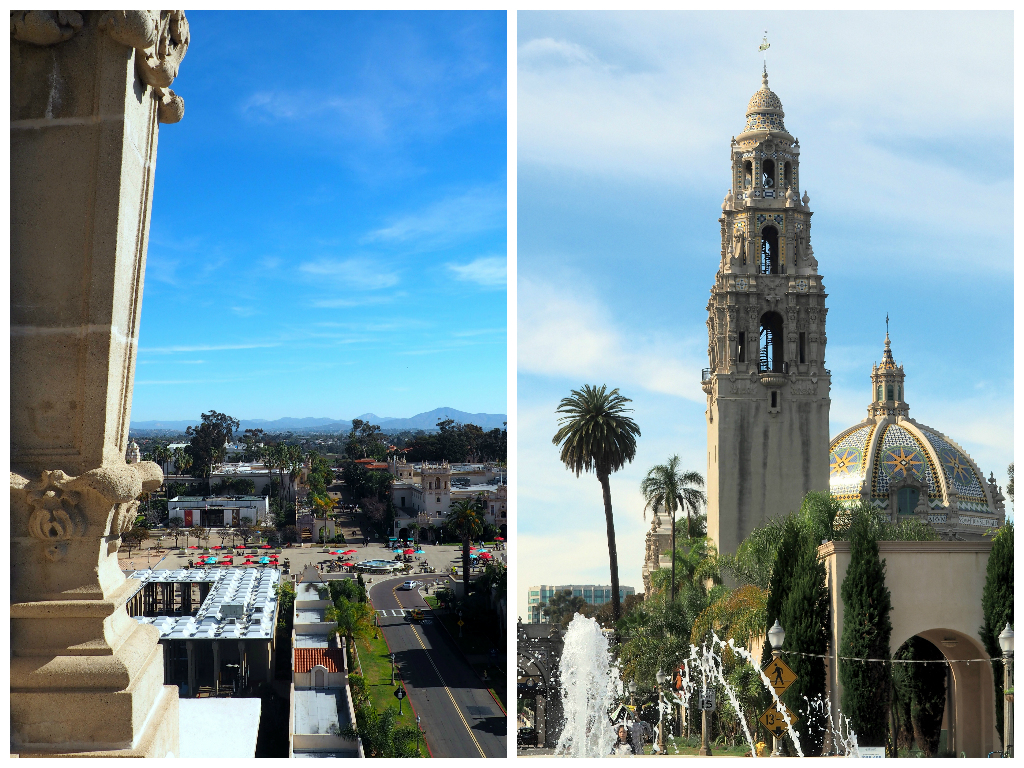 San Diego California Tower - LiveRecklessly.com