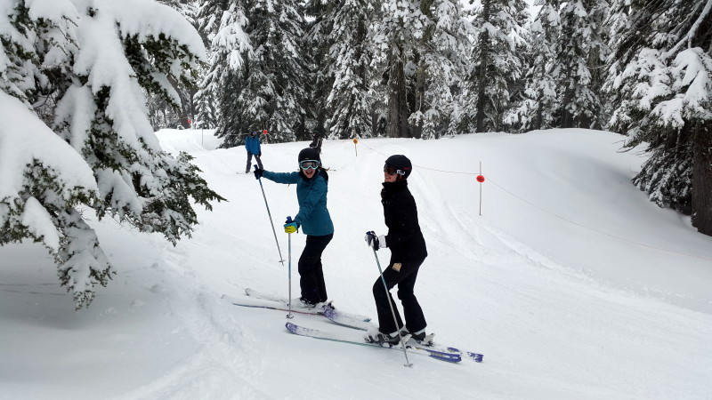 Expat Escapades February 2016 Enjoying Mt Baker Ski Resort - LiveRecklessly