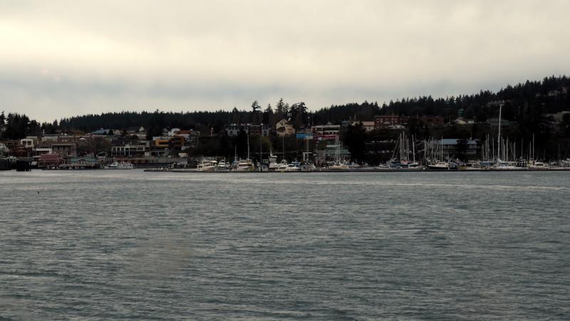 Views of Friday Harbor, San Juan Island - LiveRecklessly