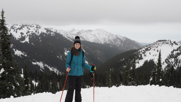 Snowshoeing Olympic National Park is the perfect winter adventure – snowy vistas, a little sweat, and a lot of fun. Read more at LiveRecklessly.com