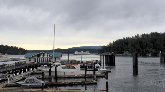 Friday Harbor Dining: a total food and wine indulgence. Watch the ferries leave the harbor and enjoy the serenity. LiveRecklessly.com
