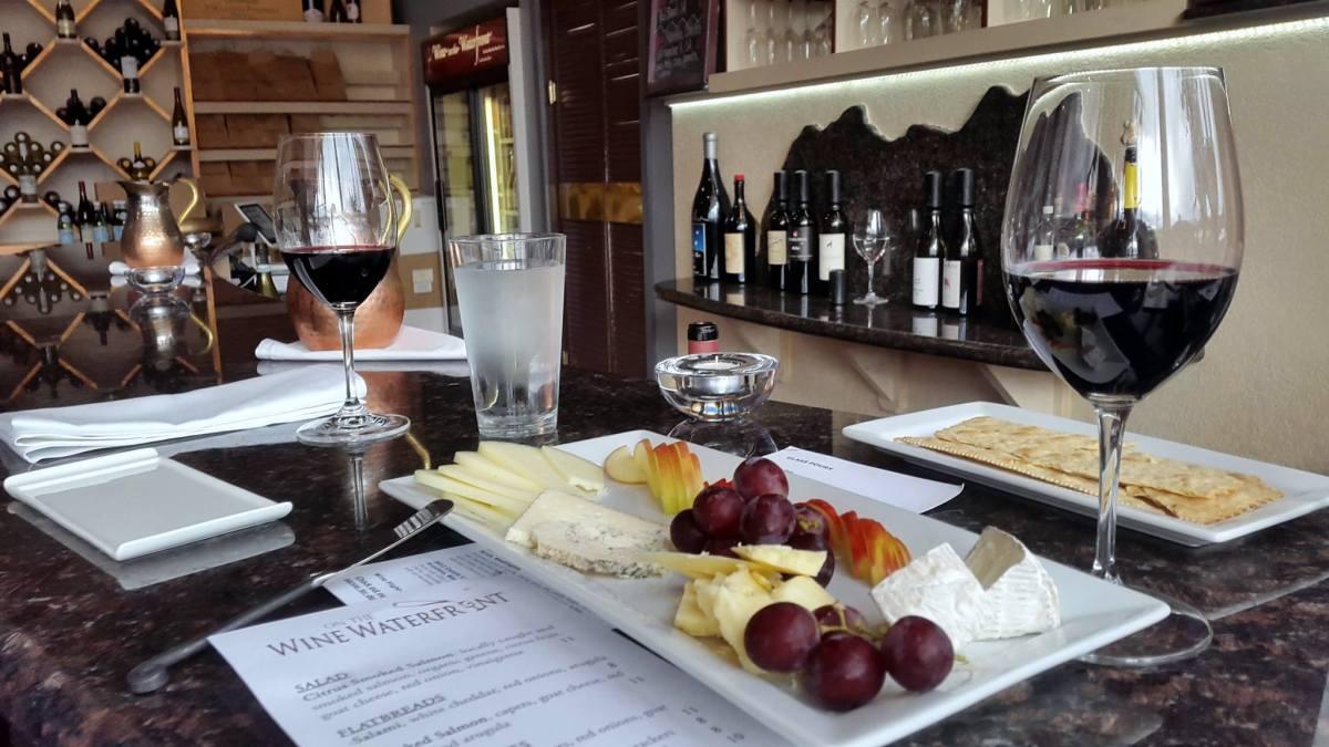 Expat Escapades March 2016: Wine time in Port Angeles - LiveRecklessly.com