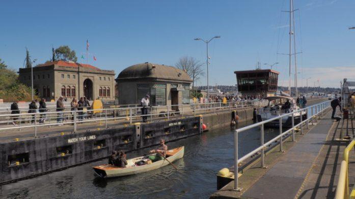 Expat Escapades March 2016: The Locks at Ballard - LiveRecklessly.com