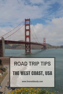Itching to hit the road? A USA west coast road trip is the ultimate bucket-list item for American travellers. Read more to see the best bits in photos and where this journey took me. www.liverecklessly.com