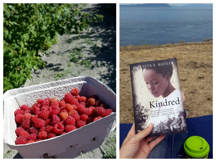Anacortes - picnics and raspberries - LiveRecklessly