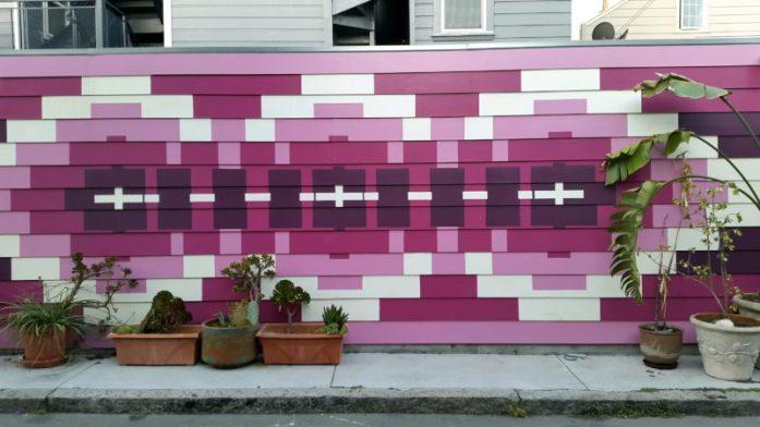 San Francisco Mission District Street Art - LiveRecklessly.com
