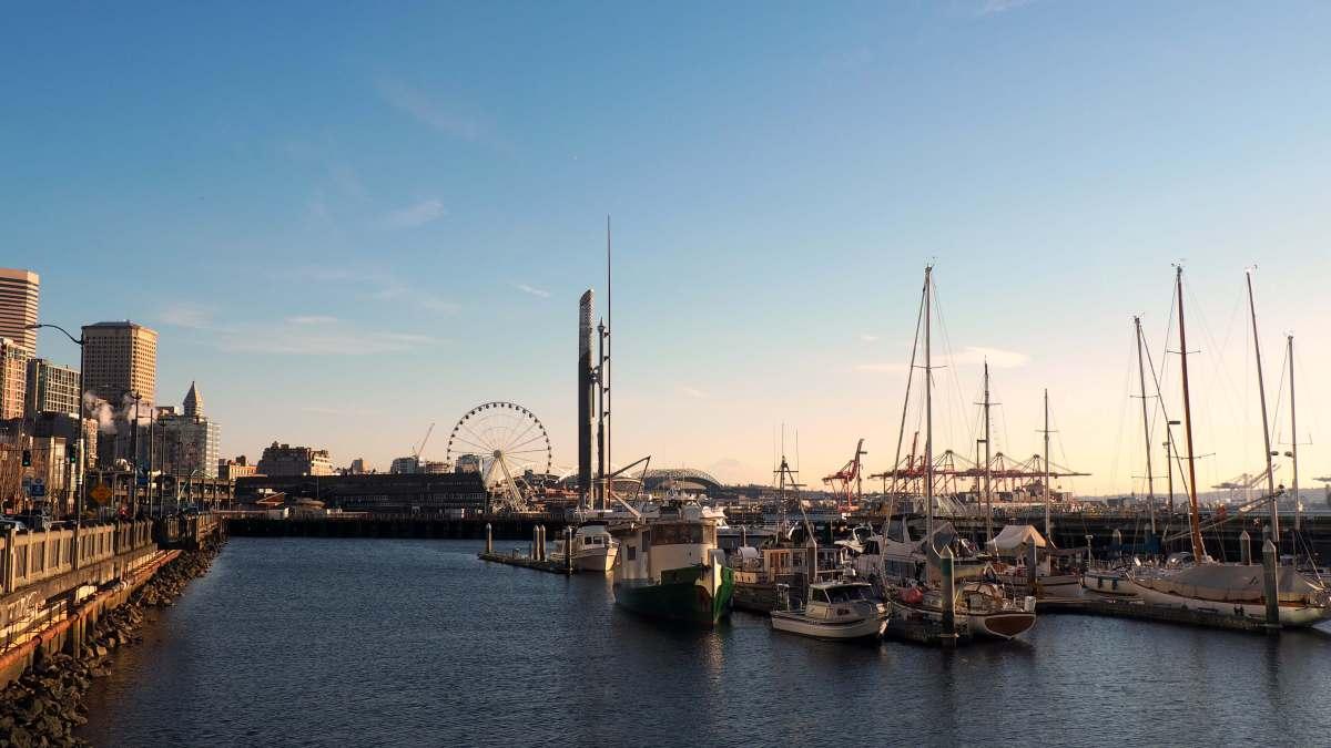 Expat Escapades December - Seattle waterfront