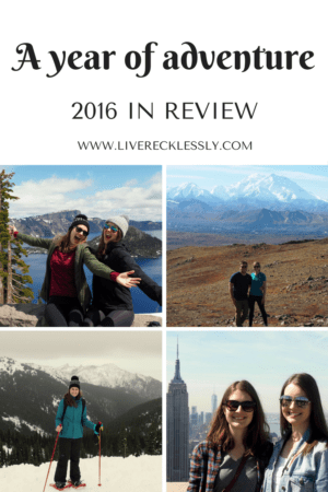 2016 was a year of adventure as I travelled across the USA and beyond. From hiking in national parks, to exploring big cities, uncovering small towns and eating the most delicious foods! This recap is a highlights reel of the year passed. Bring on 2017!