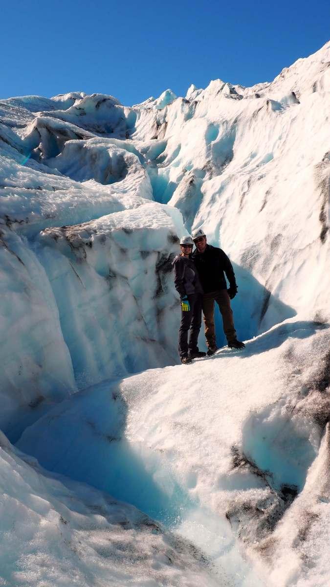 Alaska in Photos - Exit Glacier Ice Hiking - Live Recklessly
