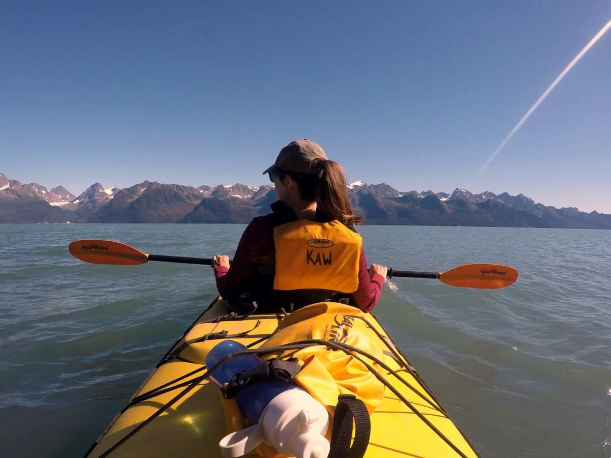 Alaska in Photos - Kayaking through Kenai Fjords NP - Live Recklessly