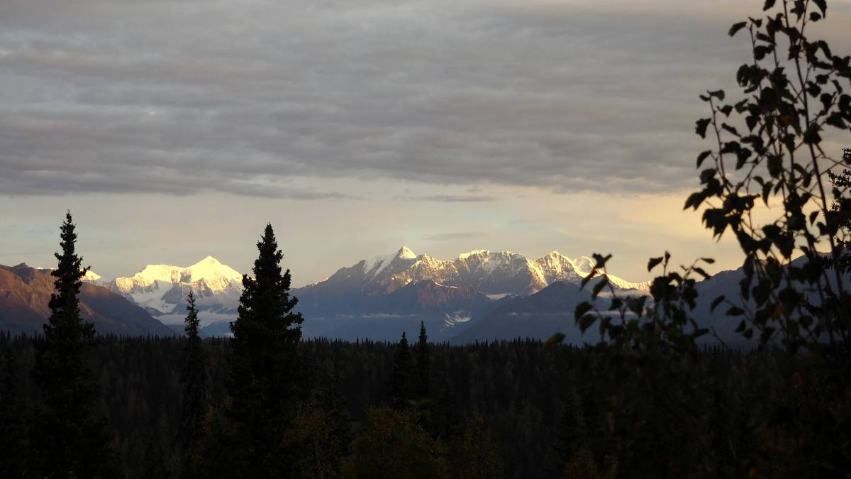 Alaska in Photos - views toward Denali - Live Recklessly