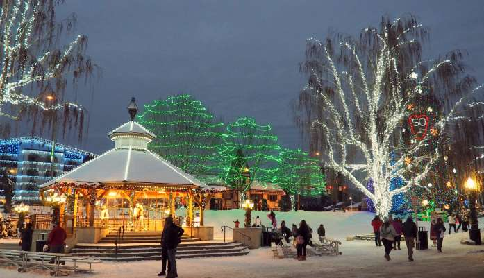 a winter escape to leavenworth washington live recklessly