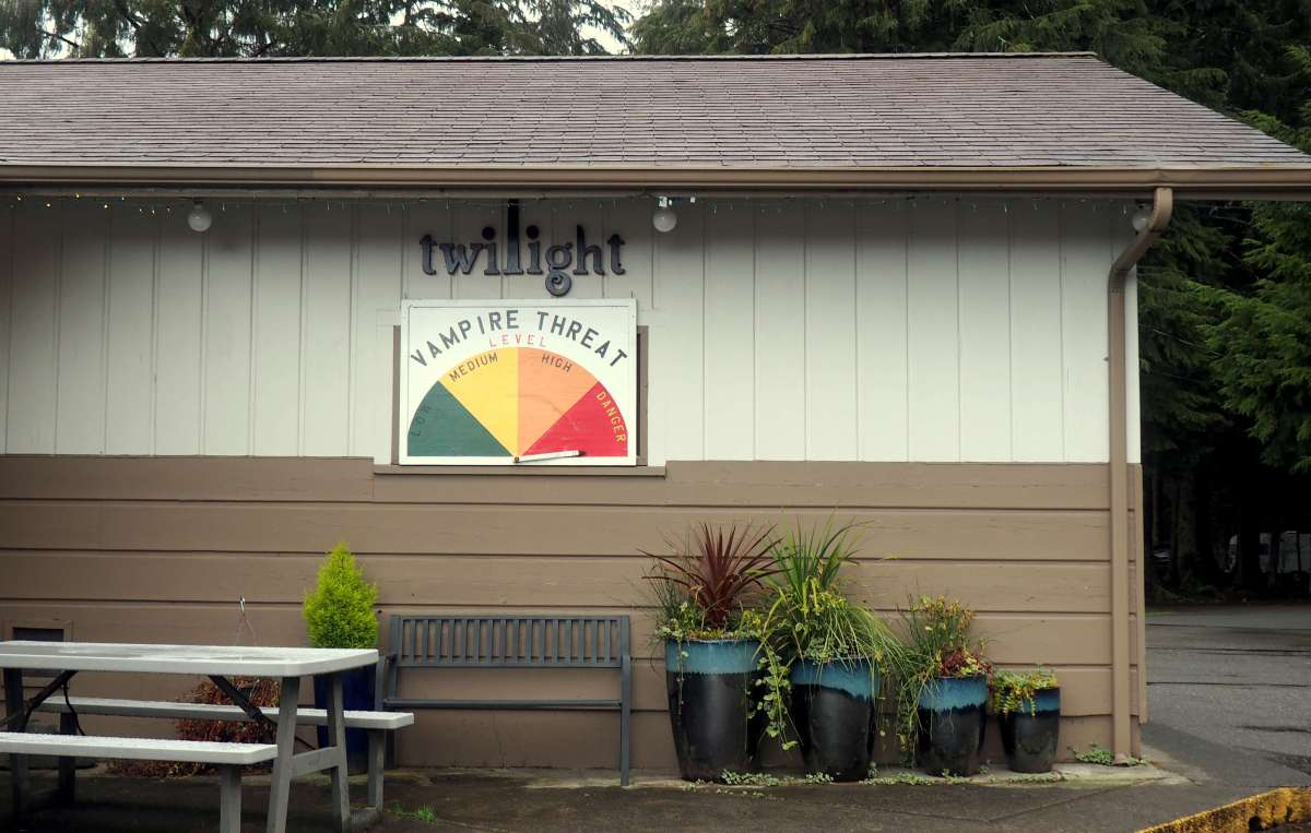 Forks twilight weirdness An Olympic National Park road trip - Live Recklessly