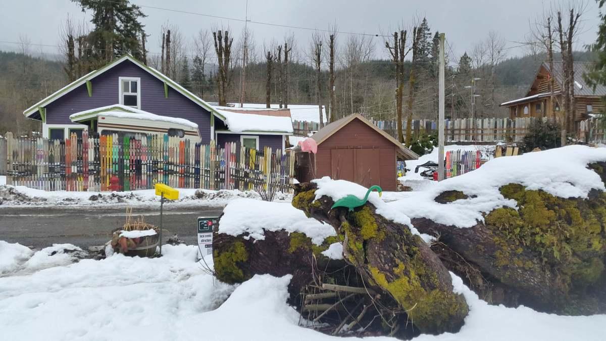 Glacier pit stop near Mt Baker - Live Recklessly