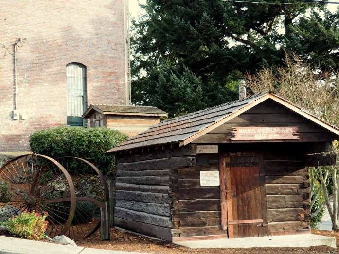 History - Log Cabin La Conner - Ultimate Weekend Guide to La Conner Washington - Live Recklessly
