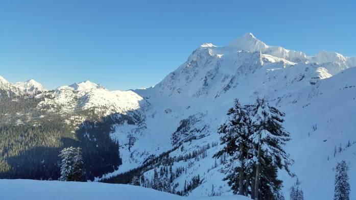 Mt Baker - Shuksan area - Live Recklessly