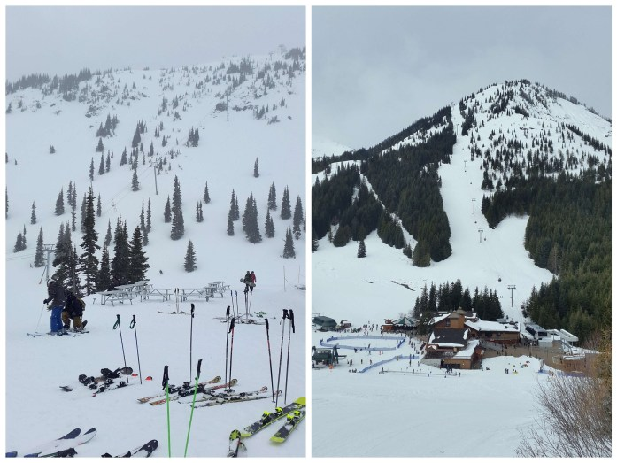 Ski weekend at Crystal Mountain Resort Washington - Live Recklessly
