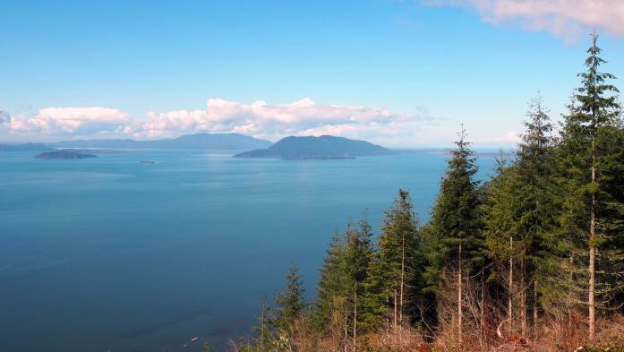 Save Blanchard Mountain Washington - Live Recklessly - Samish Overlook