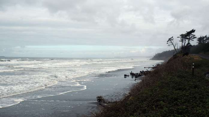 Wild coastline Washington State USA - An Olympic National Park road trip Washington - Live Recklessly