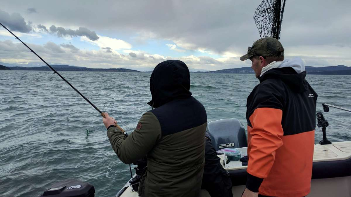 Salmon fishing in the San Juan Islands Washington State - Live Recklessly
