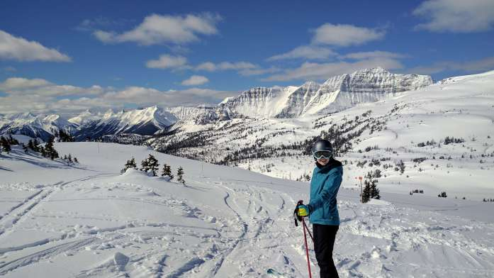 Expat Escapades April 2017 Sunshine village Alberta - Live Recklessly