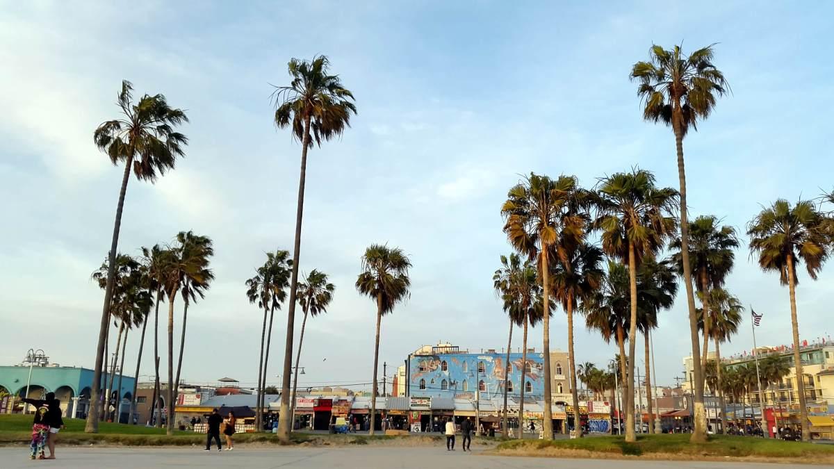 Expat Escapades April 2017 Venice Beach
