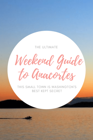 Enjoy the ultimate weekend getaway to Anacortes. Spectacular scenery, outdoor adventures and a fantastic local food and arts scene awaits. Read more at www.liverecklessly.com