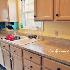 Kitchen Counters Cabinets Countertops Ideas How To Completely Clear Off Your 5 Ways Clearing My Changed Life