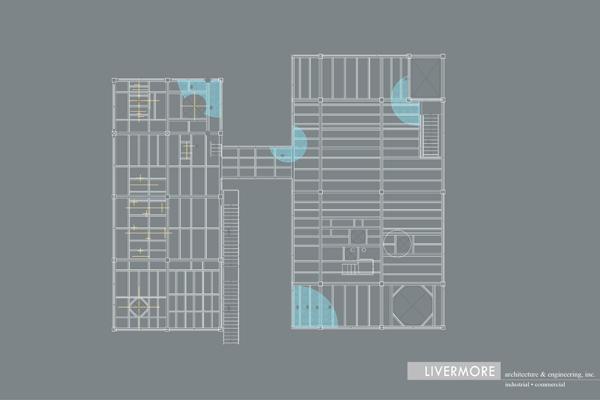 IMEX Toner Manufacturing Facility » Livermore Architecture