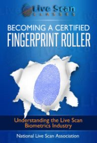 (888) 498-4234 Orange County Live Scan Fingerprinting Classes, National Live Scan Association (NLSA) Fingerprint Rolling Handbook http://NationalLiveScan.org.