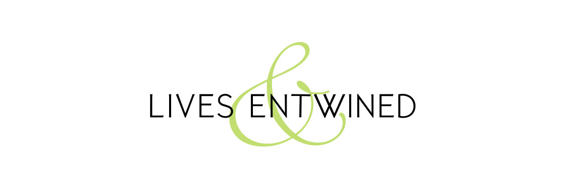 Logo for life and career coach at Lives Entwined