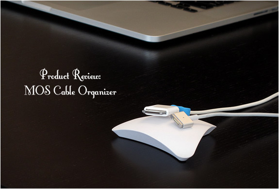 Product Review: MOS Cable Organizer // Live Simply by Annie