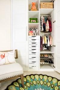 The Trick To Maintaining Childrens Closet Organization ...