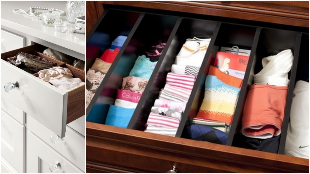 To Organize Your Underwear Drawer  Live Simply by Annie
