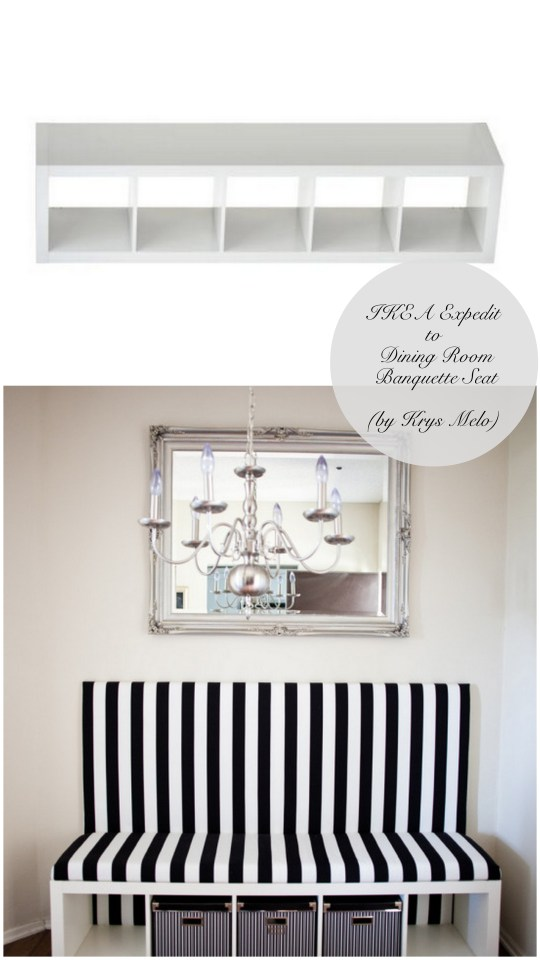 10 totally ingenious ridiculously stylish ikea hacks live simply by annie - Transformer meuble ikea ...