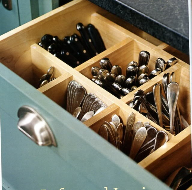 deep kitchen drawer organizers how to deal with kitchen drawers live simply by 6522