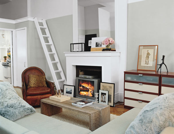 7 Decorative Solutions For A Non-Working Fireplace | Live Simply ...