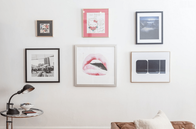 Take a tour of this clean, cool, effortless apartment...