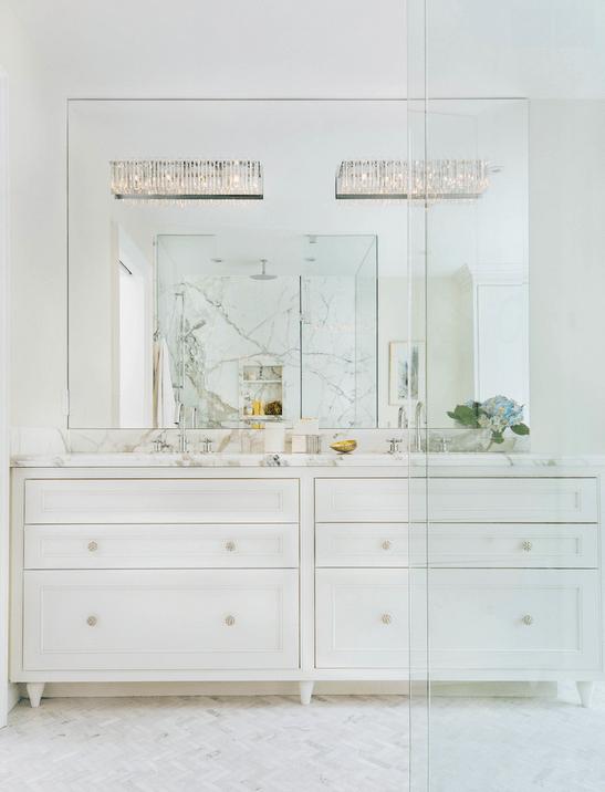 High glamor bath from Meghan Carter Design Inc.