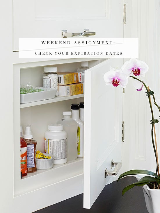 Simplify your life one weekend assignment at a time!