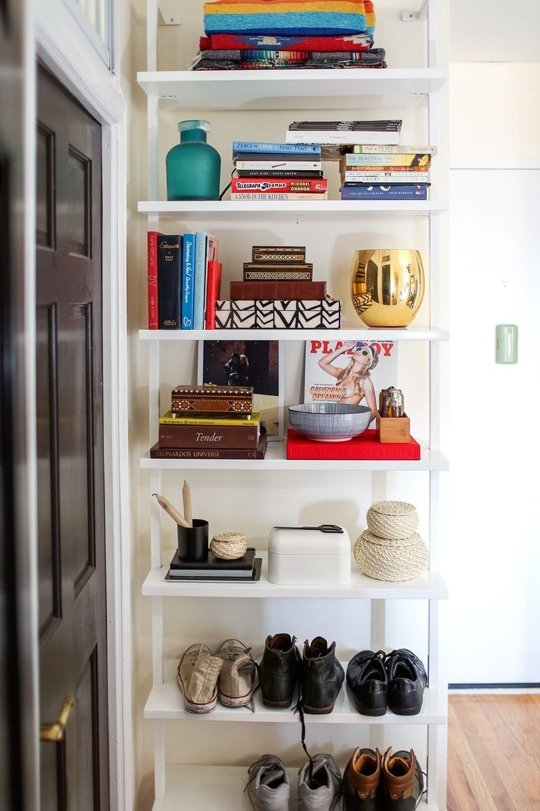 This Is A Genius Idea For Small Spaces  Take Advantage Of The Potential  Storage