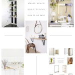 Top 5 Small Space Solutions Posts Of 2016
