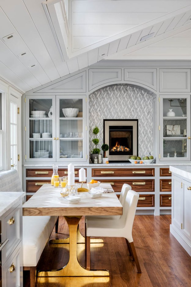 "This New England home is the poster child for ""coastal chic."""